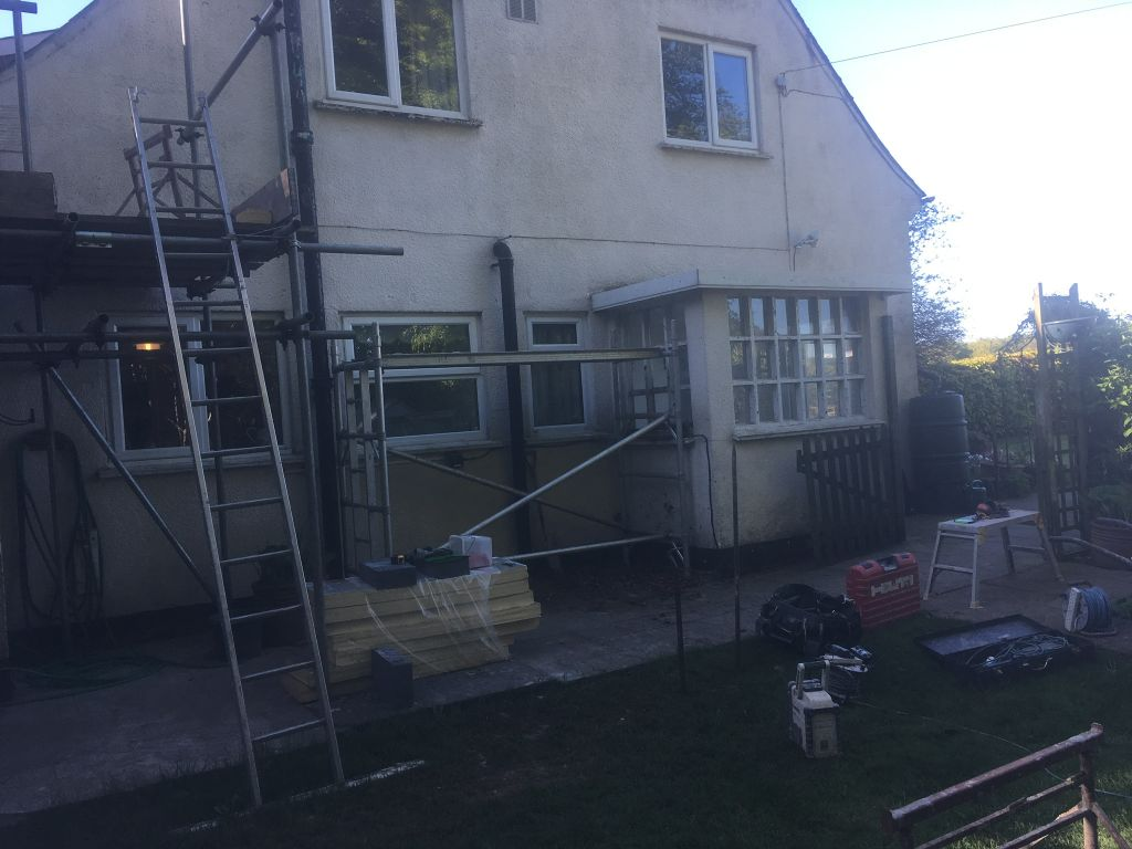 Double extension in itton Chepstow-1