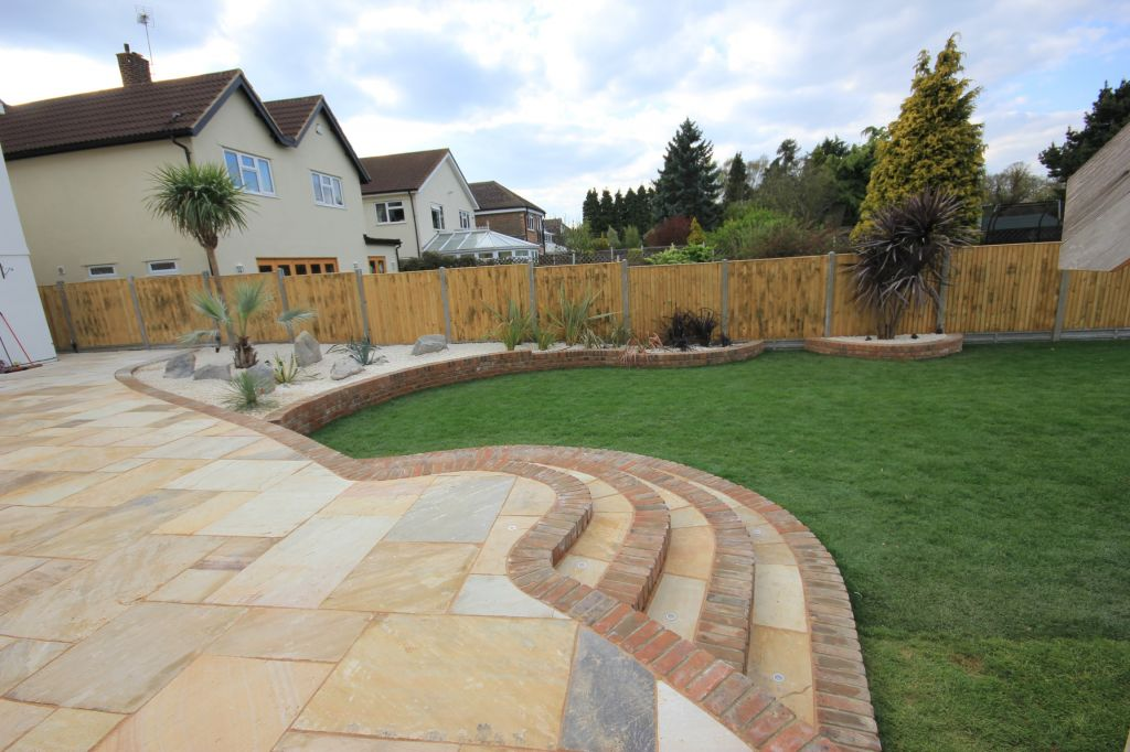 Gravesend, Kent using  Indian sandstone-1