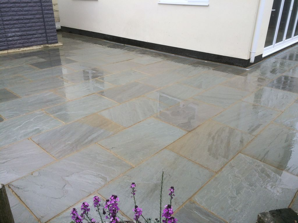 Undy using 900×600 kandla grey Indian sand stone-8