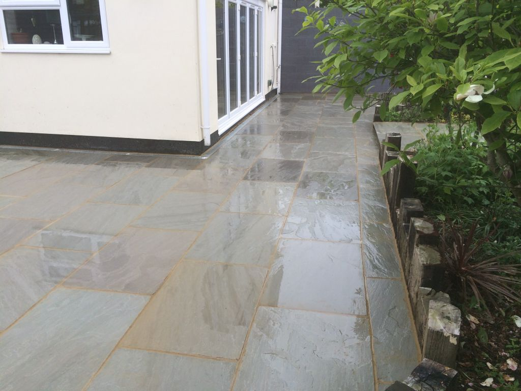 Undy using 900×600 kandla grey Indian sand stone-3