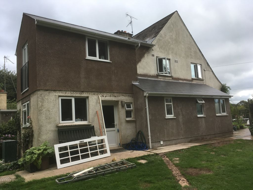 Double extension in itton Chepstow-3