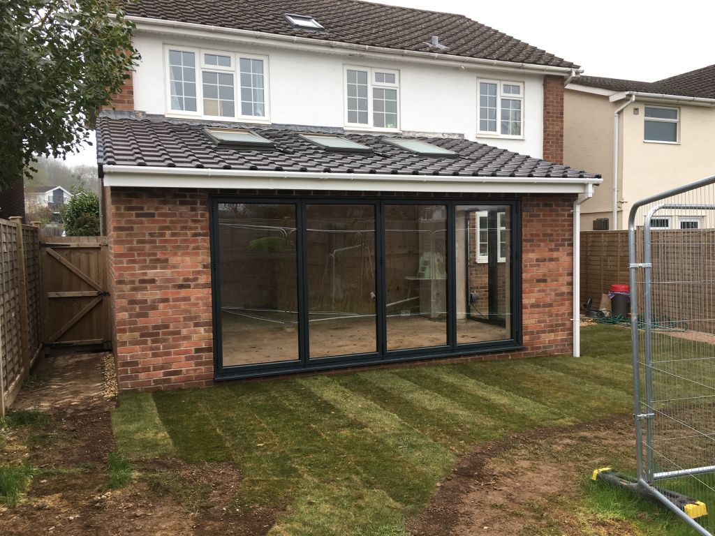 Magor single extension with  vaulted ceiling-2