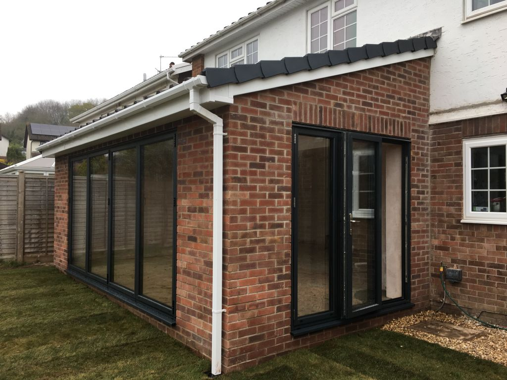 Magor single extension with  vaulted ceiling-3
